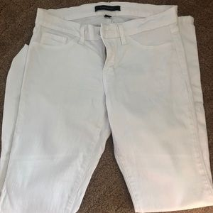White Flying Monkey Jeans